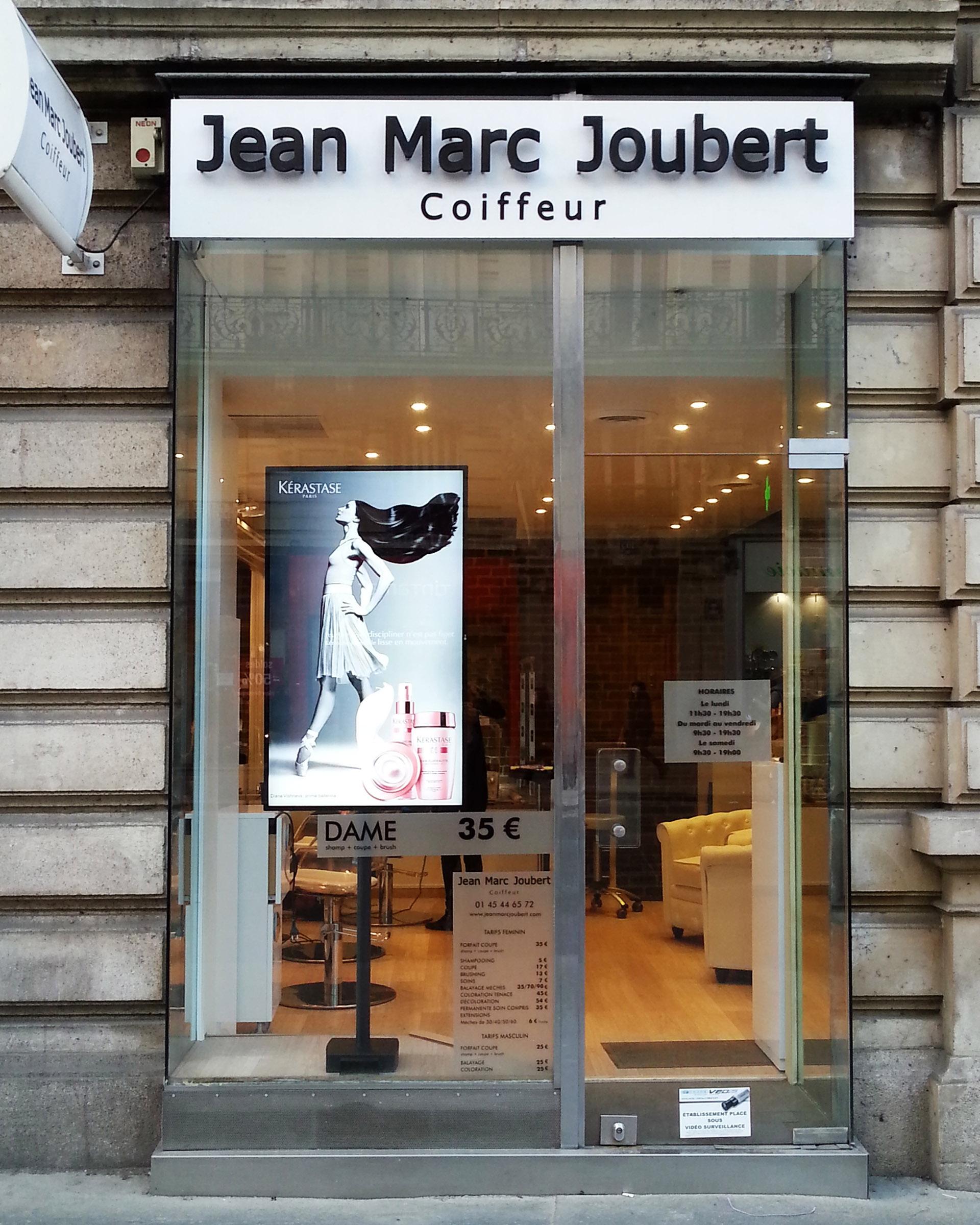 L 39 or al choisit la solution d 39 affichage dynamique mytv for Salon jean marc joubert