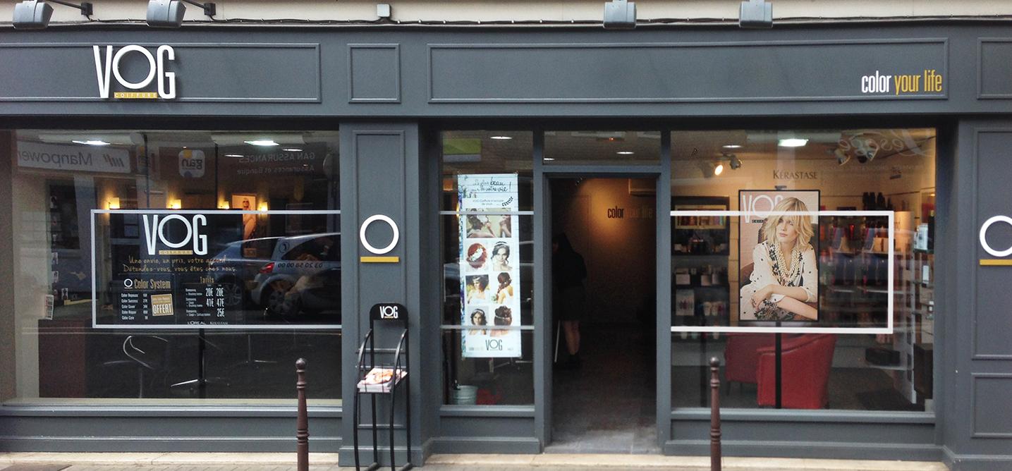 Crown heights le n 2 de la coiffure en france vog - Nombre de salon de coiffure en france ...
