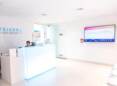 les avantages de l'affichage dynamique pour le secteur de la santé selon Crown Heights