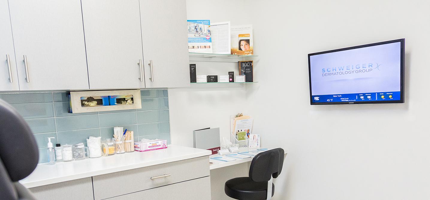 Parmi les avantages de l'affichage dynamique, créez une relation de confiance avec vos patients
