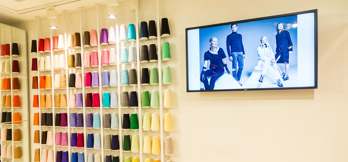 Affichage dynamique dans le retail