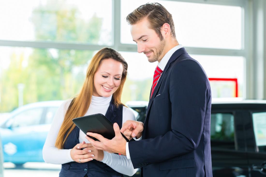 utiliser des tablettes pour des vendeurs connectés