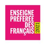 Enseigne préférée des français